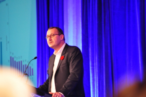 KPMG's Mark Britnell at the OHA HealthAchieve