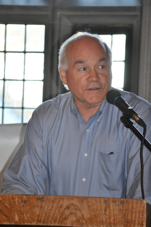 Neil Brooks, law professor and author.