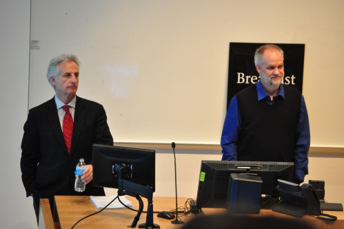 David Goldbloom and Andre Picard speak about media guidelines for suicide coverage.