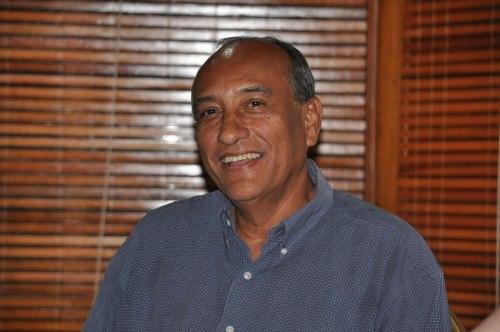 Cirilo Otero.