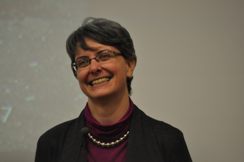 Dr. Jennifer Zelmer, Executive VP at Canada Health Infoway, speaking January 22 in Toronto.