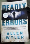 Book Cover Deadly Errors