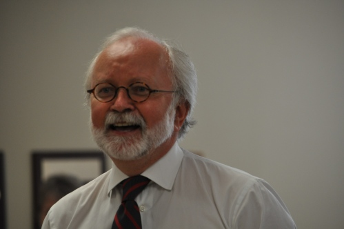 Photograph of Glenn French, President and CEO of the Canadian Initiative on Workplace Violence.